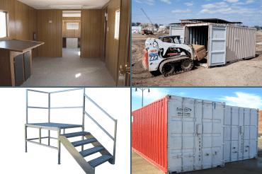 Meet Mobile/Modular/Storage Company Satellite Shelters