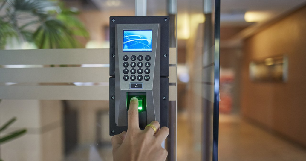 door-access-control-system