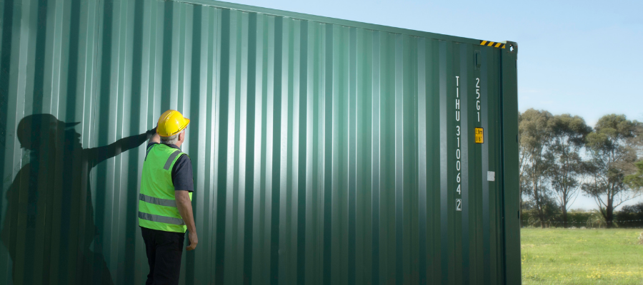 farm storage container