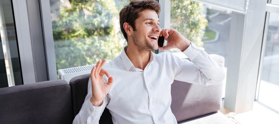 summer sales phone call