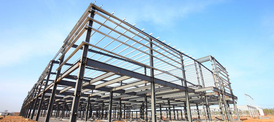metal building manufacturer building