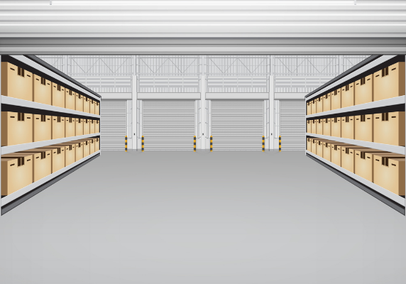 The Pros and Cons of Warehouses Using Shipping Containers